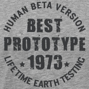 1973 - The year of birth of legendary prototypes - Men's Premium T-Shirt