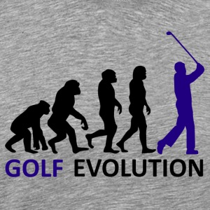 ++ ++ Golf Evolution - Men's Premium T-Shirt