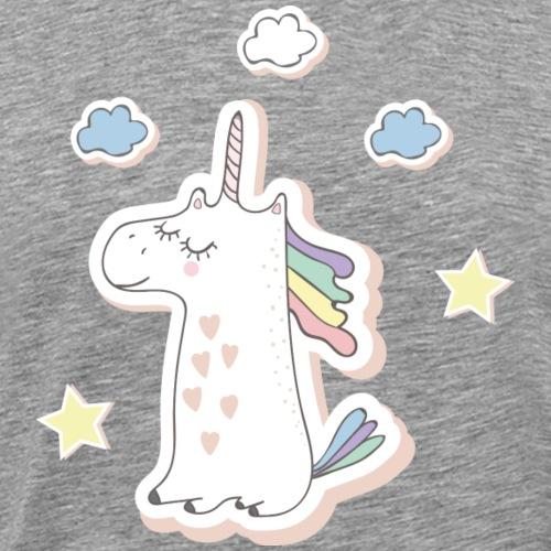I'm a Unicorn - Männer Premium T-Shirt