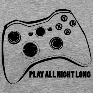 Joystick-Gamer - Men's Premium T-Shirt