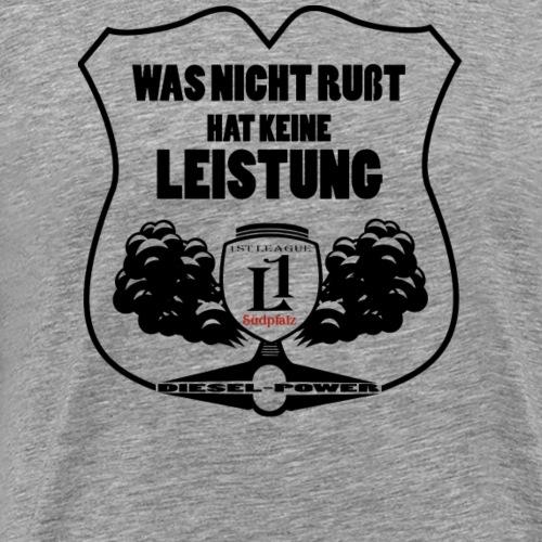 Diesel Power - Männer Premium T-Shirt