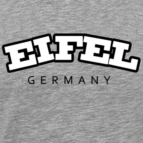 Eifel T Shirt Germany - Männer Premium T-Shirt