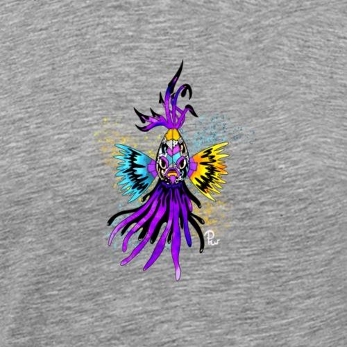 Peggydrawsfish - Mannen Premium T-shirt