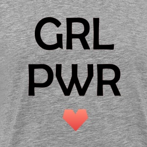 girl Power - T-shirt Premium Homme