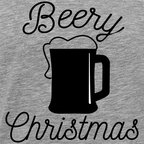 Beery Christmas - T-shirt Premium Homme