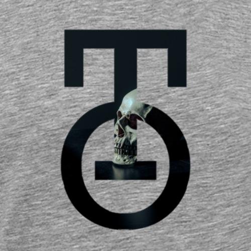Outspoken 'Skullduggery' - Men's Premium T-Shirt