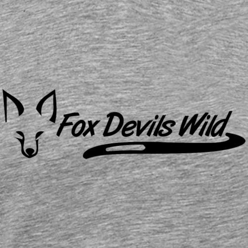Fox Devils Wild - Männer Premium T-Shirt
