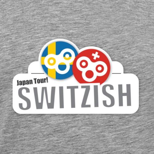SWITZISH - Maglietta Premium da uomo