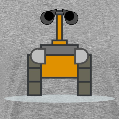 Cartoon Wall-E - Men's Premium T-Shirt
