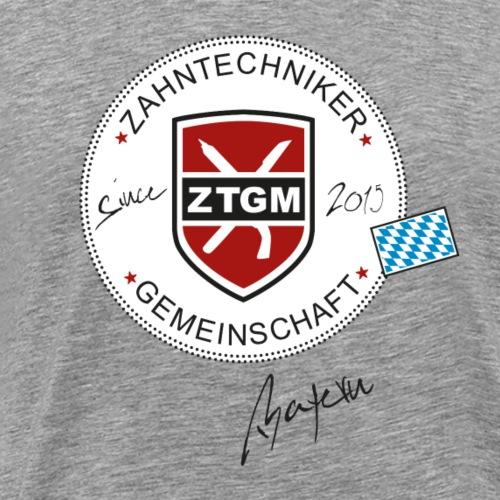 ZTGM Bayern - Männer Premium T-Shirt