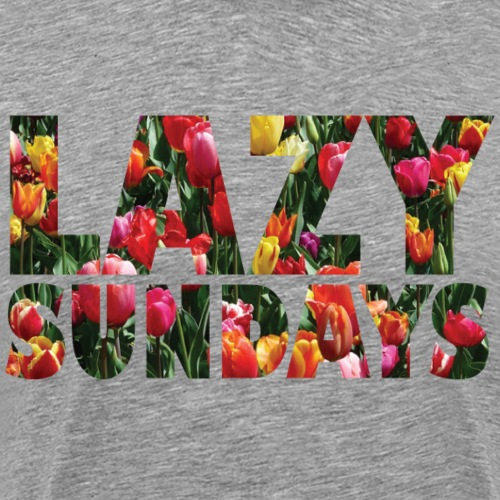 Lazy Sundays - Men's Premium T-Shirt