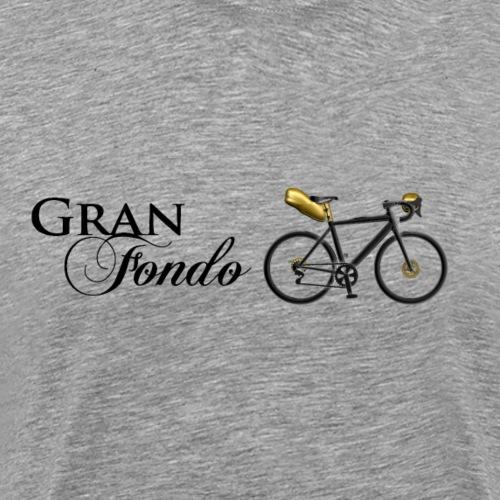 Gran Fondo - T-shirt Premium Homme