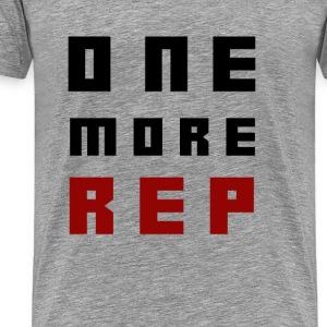OneMoreRep - T-shirt Premium Homme