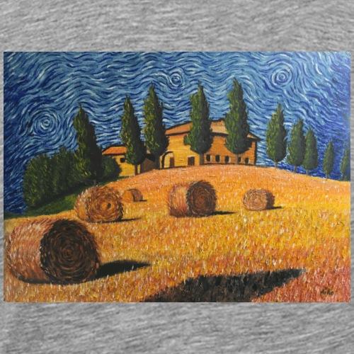 tuscany - Men's Premium T-Shirt