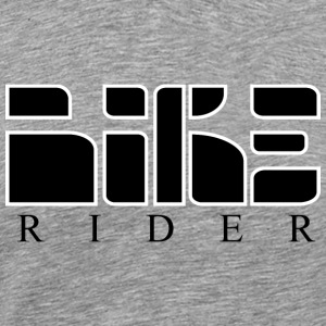 Bike Rider - Men's Premium T-Shirt