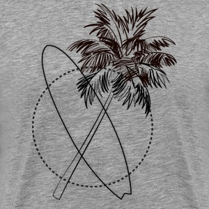 Summervibe - Men's Premium T-Shirt