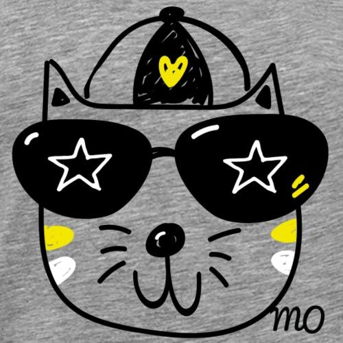 CHAT - T-shirt Premium Homme