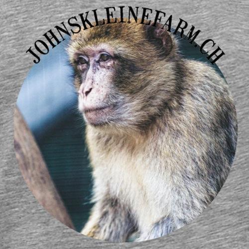 Affe - Männer Premium T-Shirt