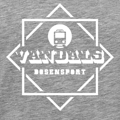 Vandals Dosensport - Männer Premium T-Shirt