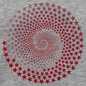 Sterren Cirkel - Mannen Premium T-shirt