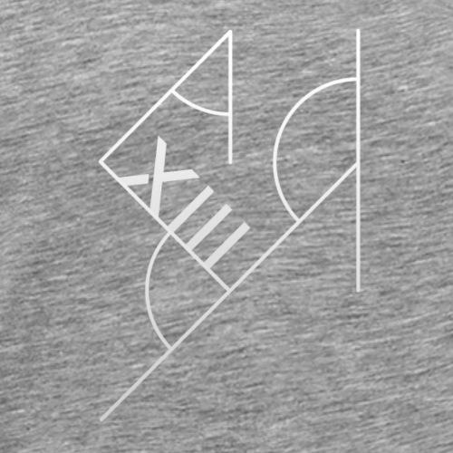 White XIII - Men's Premium T-Shirt
