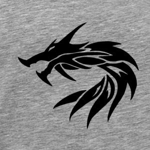 dragon tribal 1 - T-shirt Premium Homme