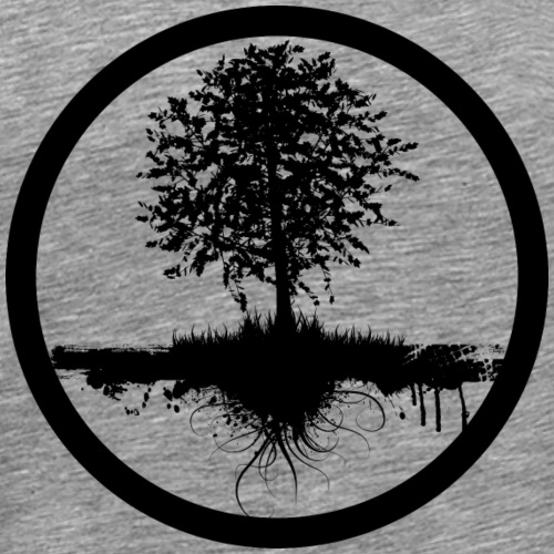 circletree - Men's Premium T-Shirt