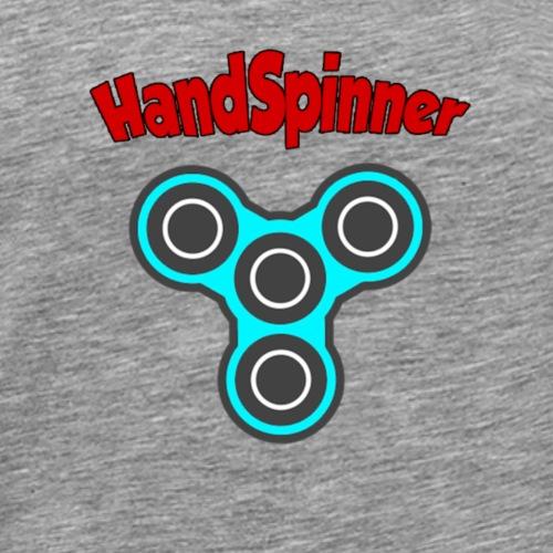 Spinner Time - T-shirt Premium Homme