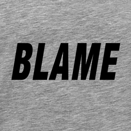 Blame Urban Fashion - Männer Premium T-Shirt