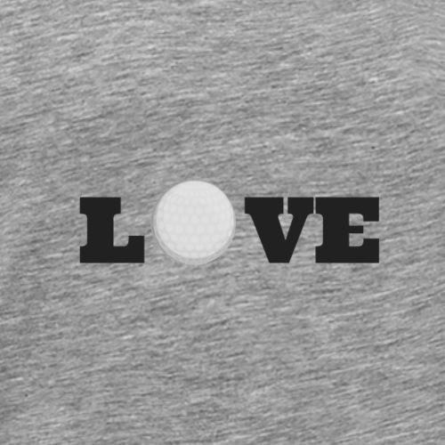 Love golf - T-shirt Premium Homme