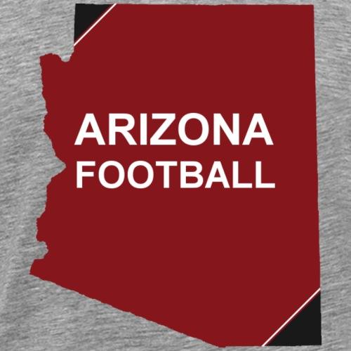 Arizona_Football - Männer Premium T-Shirt