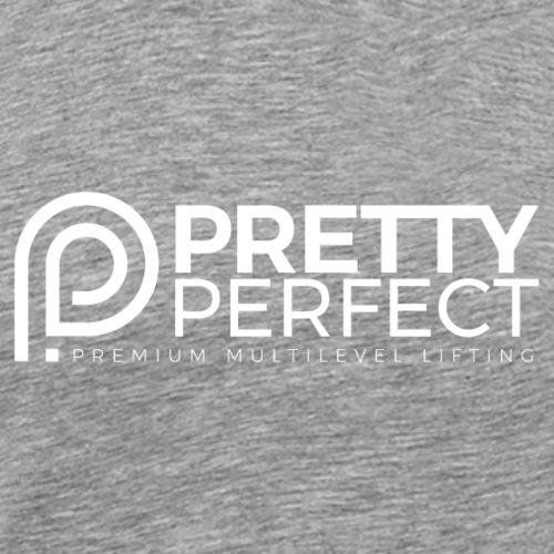 PRETTY PERFECT weiss - Männer Premium T-Shirt