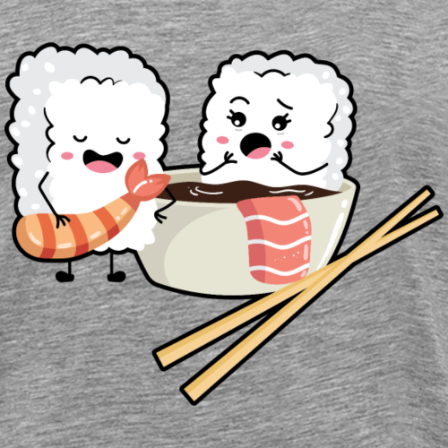 Sushi Time - T-shirt Premium Homme