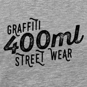 400ml Street Wear - Men's Premium T-Shirt