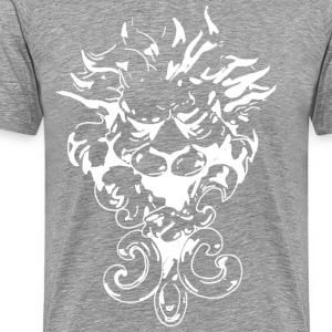 abstrakt Lion - Premium-T-shirt herr