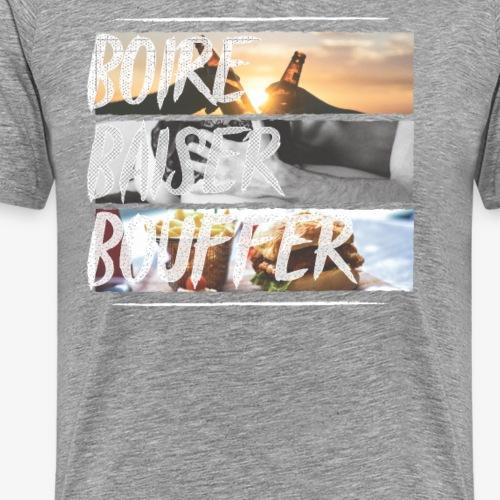 Les 3B - T-shirt Premium Homme