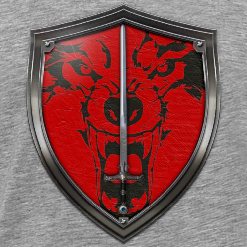 Kendar Nackig - Männer Premium T-Shirt