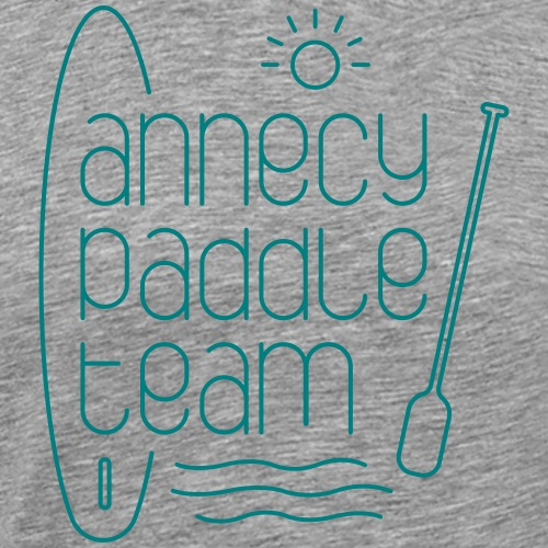 Annecy sup paddle team - T-shirt Premium Homme