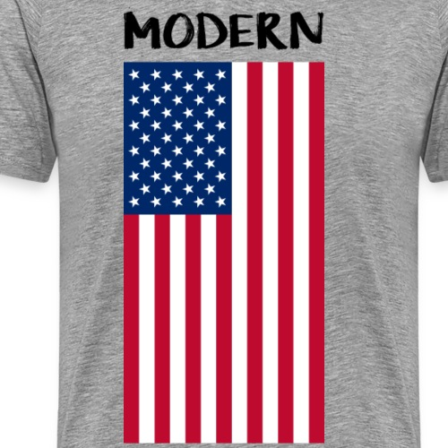 Modern Magazine USA - Men's Premium T-Shirt