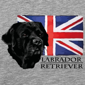 Labrador Retriever - Men's Premium T-Shirt