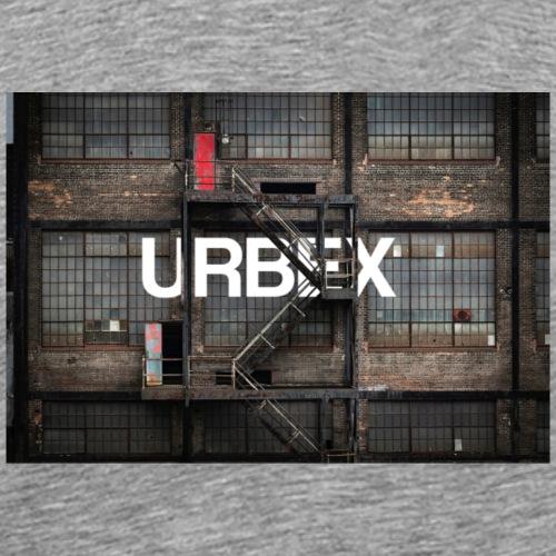 Friche urbex - T-shirt Premium Homme