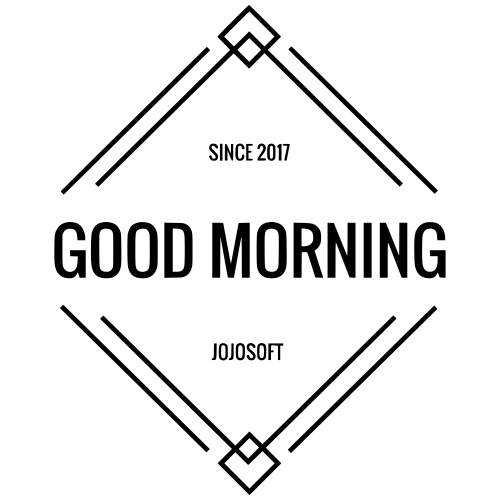 GOOD MORNING - Männer Premium T-Shirt