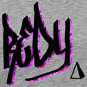 redy purple weed - Men's Premium T-Shirt