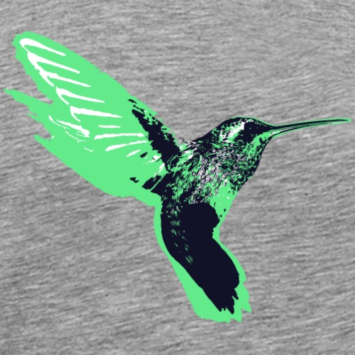 KOLIBRI_5 - Männer Premium T-Shirt