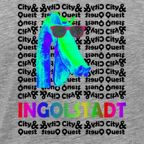 City&Quest Ingolstadt - Männer Premium T-Shirt