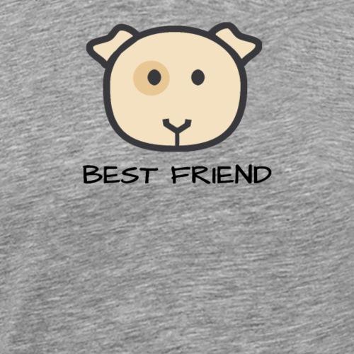 Hamster - Best Friends - Männer Premium T-Shirt