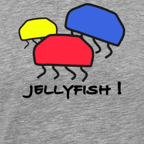 Jellyfish ! - Männer Premium T-Shirt