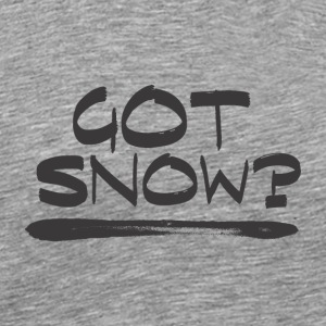 Got SNOW? - Boarder Power! - Männer Premium T-Shirt