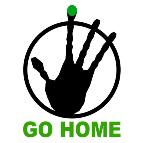 GO HOME - T-shirt Premium Homme