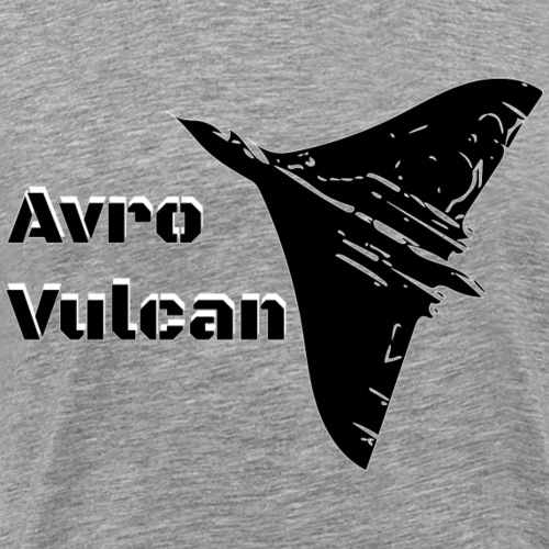 Vulcan the big delta - Men's Premium T-Shirt